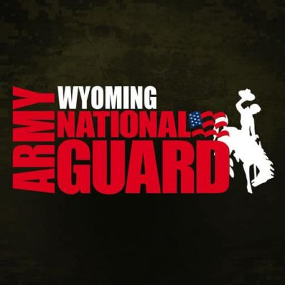 Wyoming Army National Guard logo