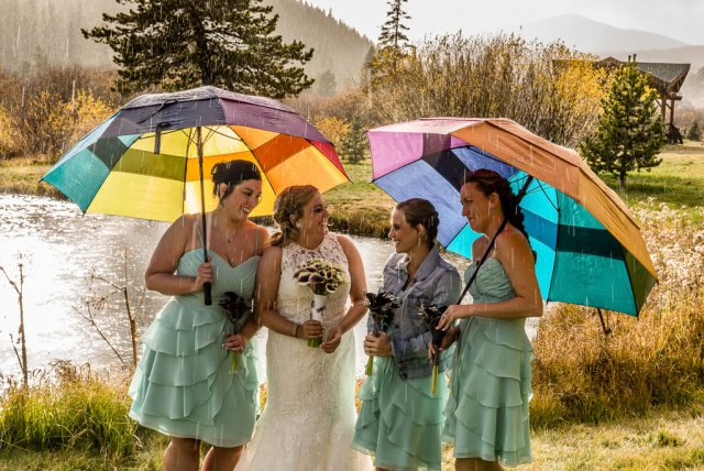 Colorado Wedding Photographer in Fort Collins Wedding at Beaver Meadows Red Feather Lakes