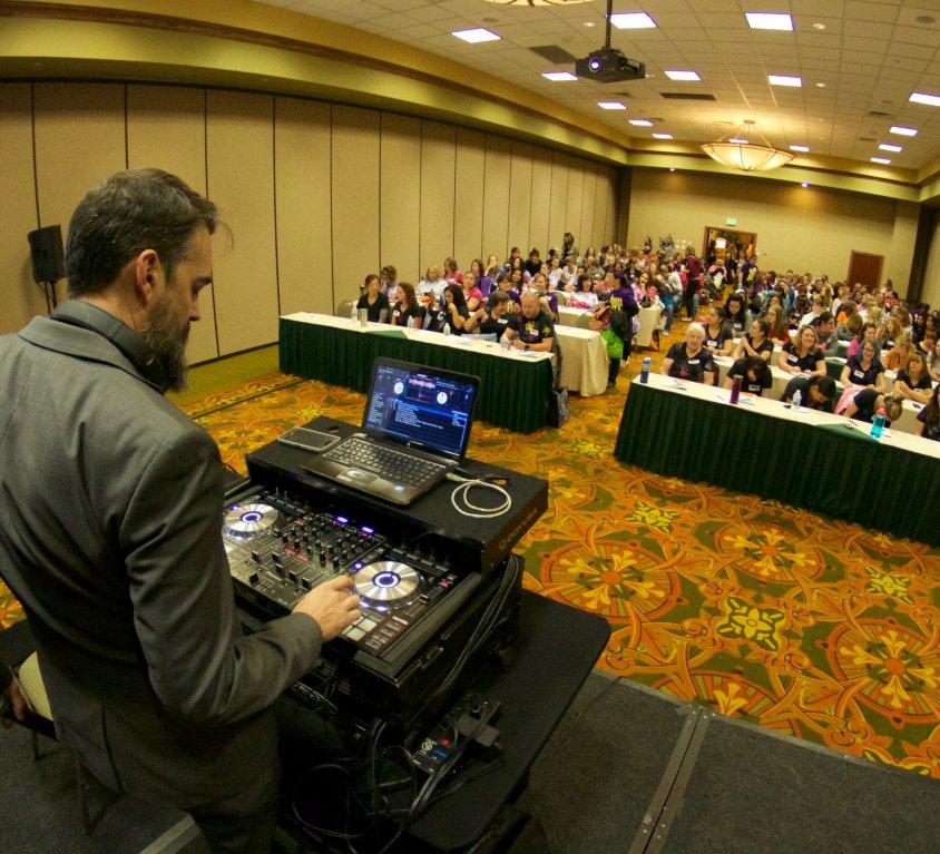 Corporate Event DJ in Colorado