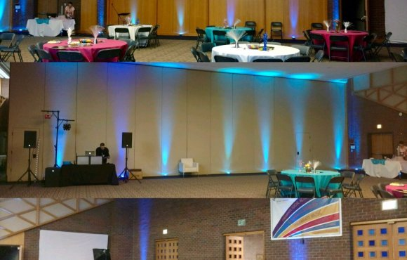 Denver Event Uplighting Rental