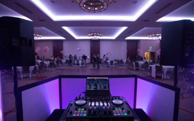 Mitzvah DJ at Fort Collins Lincoln Center