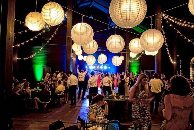 Wedding DJ and Decorations