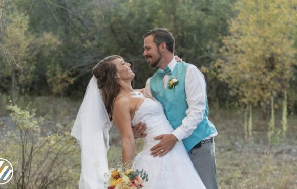 Fall Mountain Wedding in Pagosa Springs: Amanda and Steve