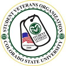 Colorado State University Student Veterans Organization logo
