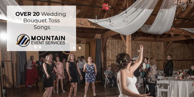 Wedding Bouquet Toss Songs